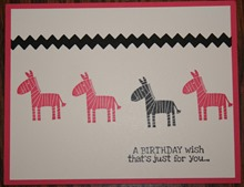 Created by Berta Kern using Zoo Babies & Remembering your Birthday