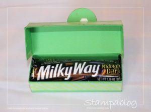 candy bar box 2 - inside