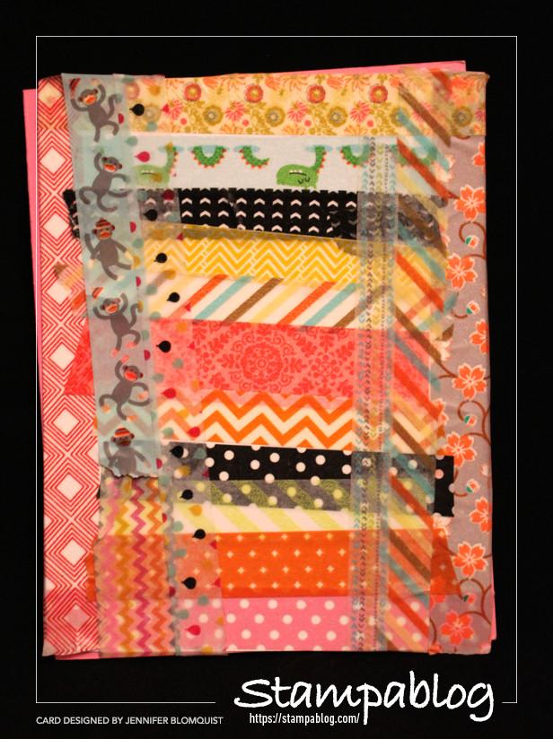 Washi Tape Background-2
