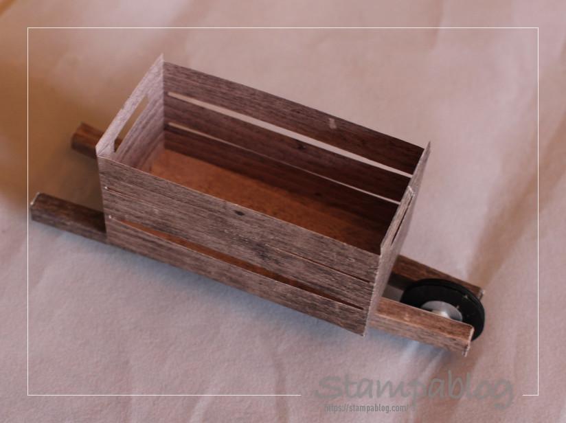 crates as wheelbarrow 1