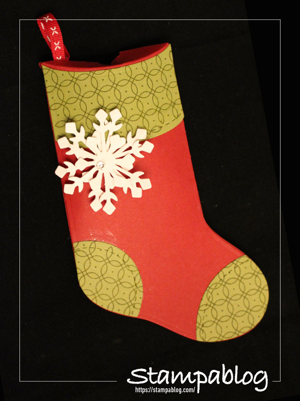 Holiday Stockings pillowbox