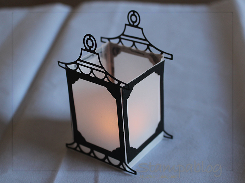containerize a lantern